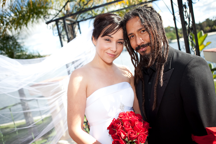 The most Metal wedding EVER