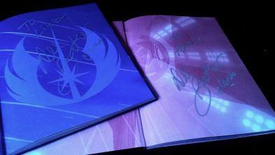 Dee Bradley Baker Autograph Clone Rex