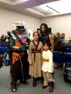 Embo Bounty Hunter Star Wars Padawan Quinlan Vos