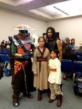Embo Bounty Hunter Star Wars Padawan Quinlan Vos