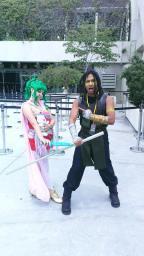 Terra Bradford Tina Final Fantasy 6 VI Moogle Amano