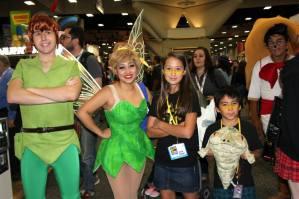Tinkerbell Tink Peter Pan