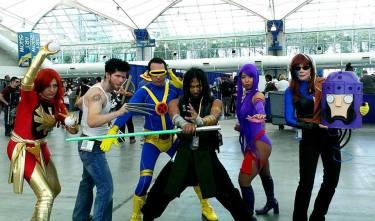 X-Men Dark Phoenix Jean Grey Wolverine Logan Cyclops Scott Summers Psylocke Elizabeth Braddock Mystique Rogue Sentinel Padawan